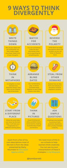 9 Ways to Think Divergently (1)