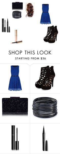 """Date night"" by fashion-diva-844 ❤ liked on Polyvore featuring Iska, ABS by Allen Schwartz, Chanel, Marc Jacobs and By Terry"