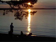 Årsunda Strandbad / Camping, Campingplats, Sandviken