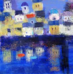 SORAYA FRENCH SWA :: BLUE HARBOUR