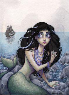 Siren Song by Kecky.deviantart.com on @deviantART