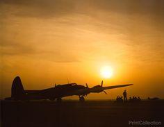 Flying Fortress, Langley Field, Virginia