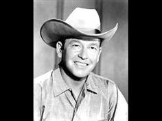 Autographs-original Signed Photo Western Actor Rex Allen Autograph