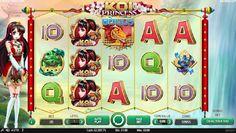 Koi Princess Spielautomat - Mit Bescheidenheit geht Net Entertainment nicht gerade an die Vermarktung seines neuen Koi Princess Spielautomaten.
