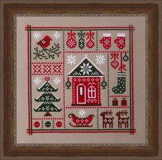Christmas mood от VerbenaCS на Etsy