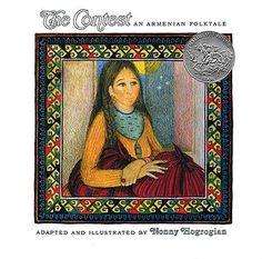 1977 Caldecott Honor - The Contest by Nonny Hogrogian