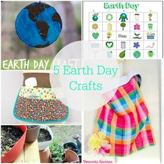 New The Project Stash and Earth Day Crafts
