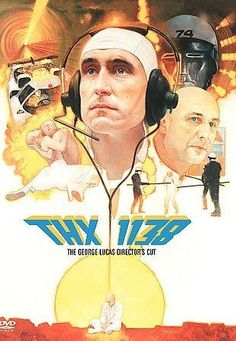 Thx 1138 (dvd-ws) - Trivoshop