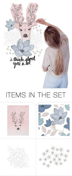 """RIGHT HERE WITH YOU"" by glowing-eyes ❤ liked on Polyvore featuring art"
