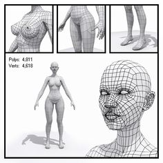 68 Best Realistic 3D Character Models images in 2013