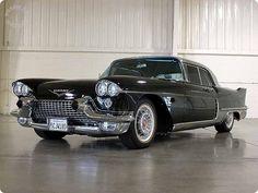 1957 Cadillac Eldorado Brougham #classiccars1957cadillac