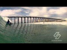 Rosarito Bodyboard, our buddy Damian Davila on the GoPro