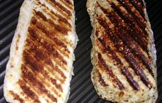 Régime Dukan (recette minceur) : Panini sans sons #dukan http://www.dukanaute.com/recette-panini-sans-sons-4278.html