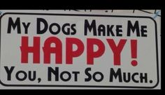 I want this sign
