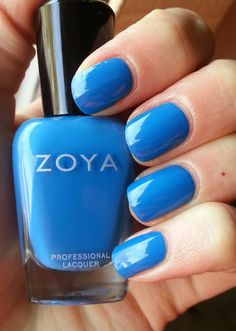 Zoya #nailpolish in Ling. Available on http://www.zoya.com.  My pick for my next session.