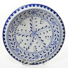 Le Souk Ceramique Azoura Medium Serving Bowl