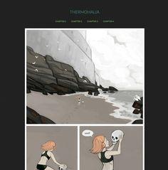 Thermohalia by Heather Penn