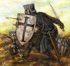 A Knight Hospitaller