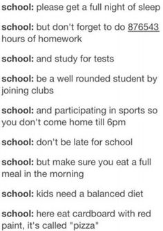 School...