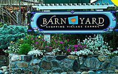 The Barnyard at Carmel: Proud home of Erik's DeliCafé!