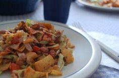Heritage Schoolhouse: Mexican Frito Salad