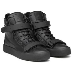 Sneakers  #GiuseppeZanotti Design