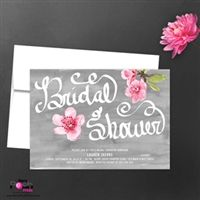 Bridal Shower | Custom Invitations