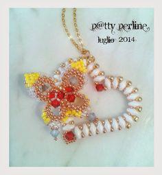 P@tty Perline : Cuore + Farfalla = ..................... ^_=
