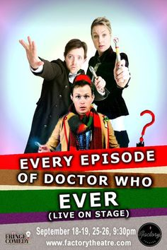 Please let this come to the States! Watch every single Doctor Who episode ever, in a single hour