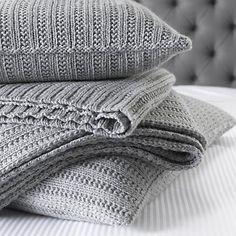 Riley Collection - Silver Grey| The White Company