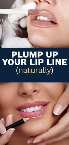 Beauty Industry Experts Agree This is a Great Solution for Younger, Plumper Looking Lips! Eyebrow Makeup Tips, Hair And Makeup Tips, Beauty Makeup Tips, Skin Makeup, Beauty Care, Beauty Skin, Health And Beauty, Beauty Advice, Makeup Inspo