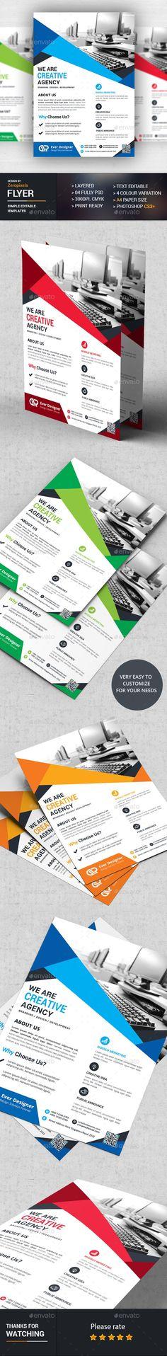 Flyer On Hotel  Flyer Design    Brochures
