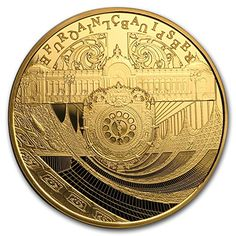 2016 FR France 1 oz Gold ?200 UNESCO (Orsay and the Petit Palais) 1 OZ Brilliant Uncirculated -- See this great product.