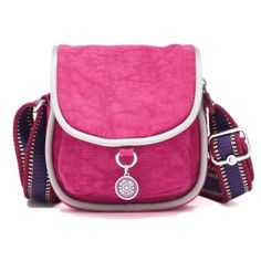 Himi Small Cross- Body Bag - Kipling Loving this! Always had a thing for Kipling bags and recently purchased one big enough for my stuff and also for my girls stuff. Love it.