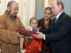 21 подарок от Путина - ПОЛИТ.РУ