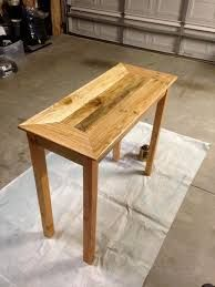 Image result for single pallet table
