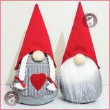 Christmas Shirts, Christmas Stockings, Christmas Crafts, Christmas Decorations, Christmas Ornaments, Holiday Decor, Girl Gnome, Ginger Girls, Love Craft