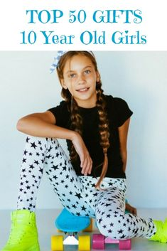 Pin on Best Gifts for 10 Year Old Girls