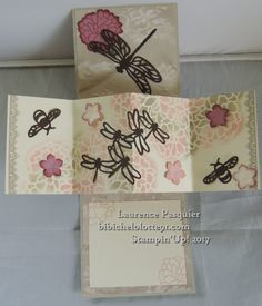 Twist card   Bibiche Lolotte