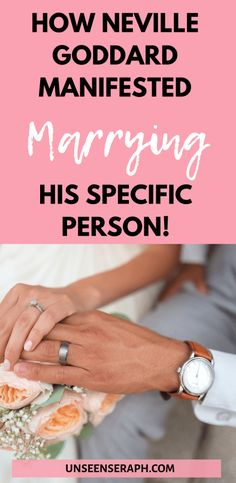 How Neville Goddard Manifested Marrying His Specific Person! Inspirational Quotes For Women, Inspirational Videos, Motivational Quotes, Positive Thoughts, Positive Quotes, Neville Goddard Quotes, Divorce Papers, Becoming A Father, Law Of Attraction Tips