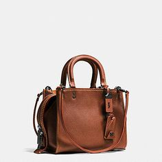 Rogue Bag 25 in Glovetanned Pebble Leather - Alternate View A2