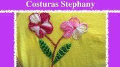Bordado Fantasia Flor #14