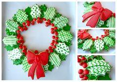 .Oh Sugar Events: Wreath in a Jar
