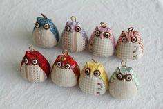 Pretty Owl Tutorial. - Easy Step to Step DIY!  <3