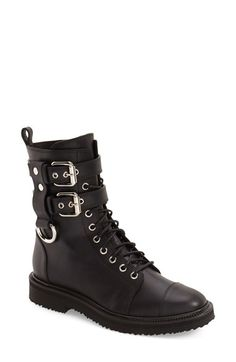 857c2b6f8c Giuseppe Zanotti  Hilary  Military Boot (Women) Shoes Boots Ankle
