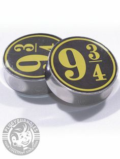 9 3/4 Plugs. @Heather Creswell Creswell Creswell Creswell Riser I think you'll love this site!