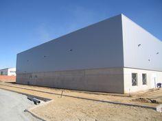 AYTO. SONSECA: Administraciones Públicas. Nave de 6.000 m2 en la Localidad de Sonseca, construida en el año 2011. http://www.tekton.es/