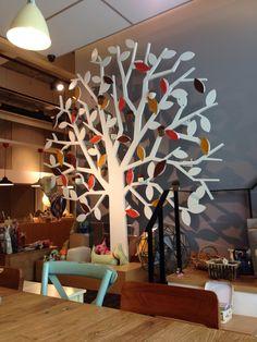 A tree   Spoonful Zakka Cafe