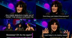 Noel Fielding, Never Mind the Buzzcocks