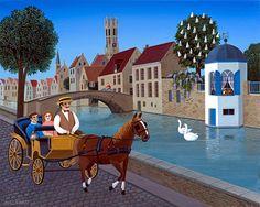 'Romantic Promenade' - Jean-Pierre Lorand
